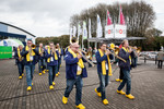 Dutch fanfare band